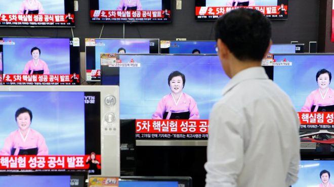 Kuzey Kore: Başarılı Bir Nükleer Deneme Gerçekleştirdik