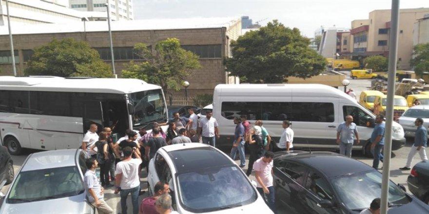 İzmir Adliyesi Karıştı: 25 Avukat Gözaltında