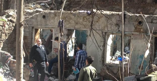 Ankara Altındağ'da Şüpheli Ölüm