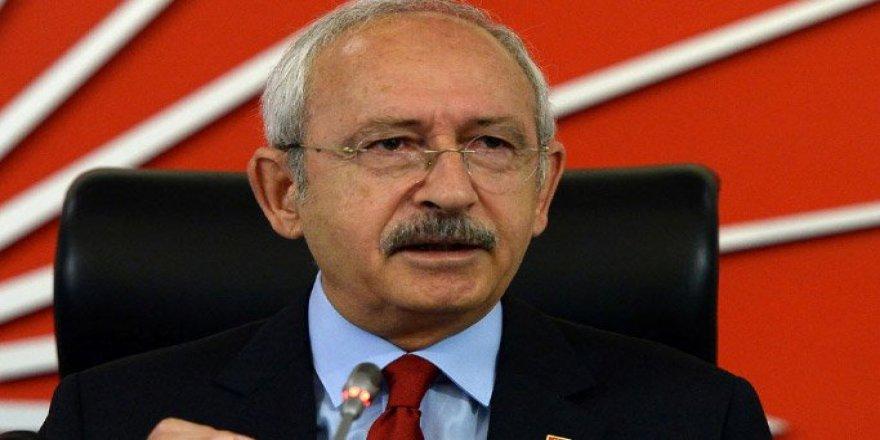 CHP Genel Başkanı Kılıçdaroğlu'ndan İsmet Sezgin İçin Taziye Mesajı