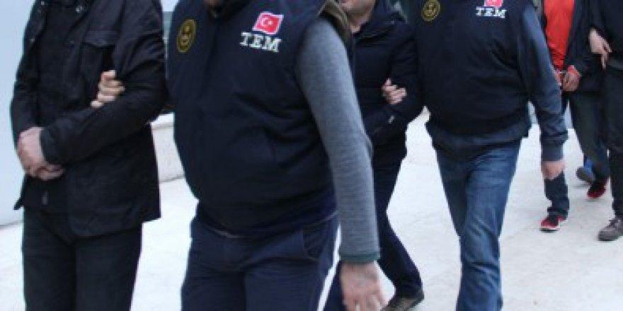 Samsun'da 439 Kişi Fetö'den Tutuklandı