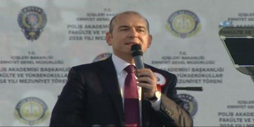 Süleyman Soylu'dan Kritik Açıklama!