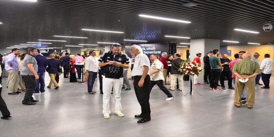 Beşiktaş'ta Geleneksel Bayramlaşma Töreni