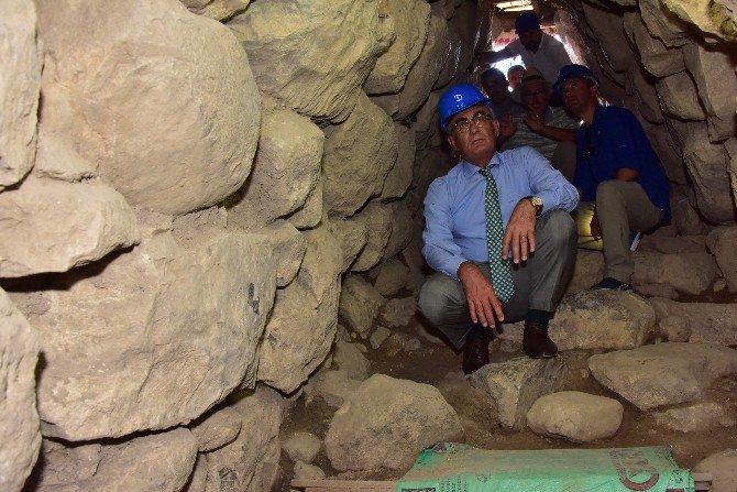 Vezirköprü'nün Saklı Tarihi Ortaya Çıktı