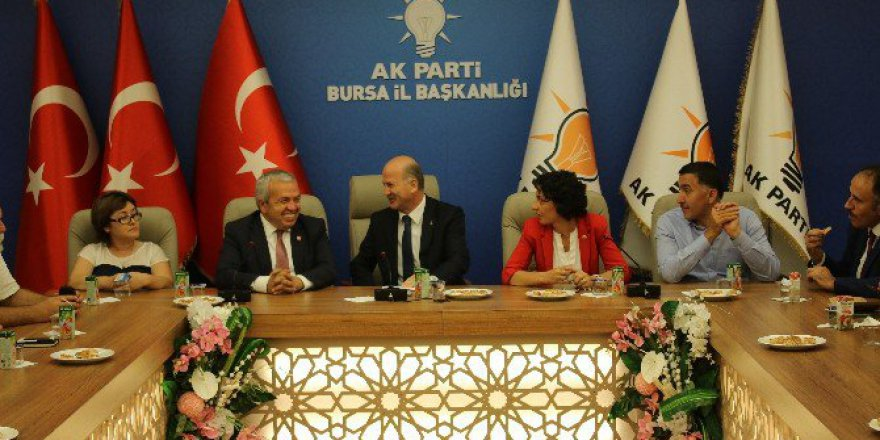 Bursa Chp'den Ak Parti'ye Misilleme