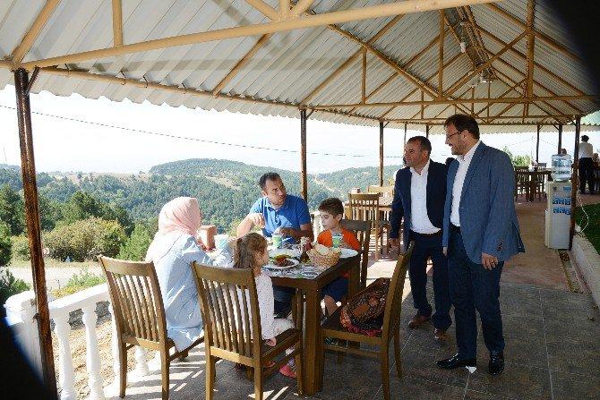 Uludağ'da Dağ Yolunda Yeni Nefes