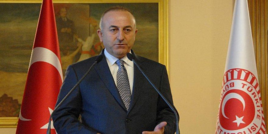 Bakan Mevlüt Çavuşoğlu, Norveç Dışişleri Bakanı Borge Brende İle Görüştü