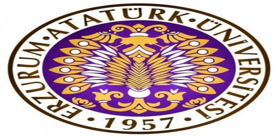 Atatürk Üniversitesi'nde FETÖ'den 100 Akademik Personel Açığa Alındı!