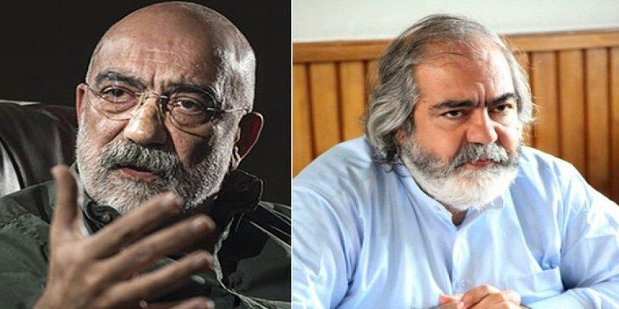 Gazeteci Ahmet Altan İle Kardeşi Mehmet Altan Gözaltında