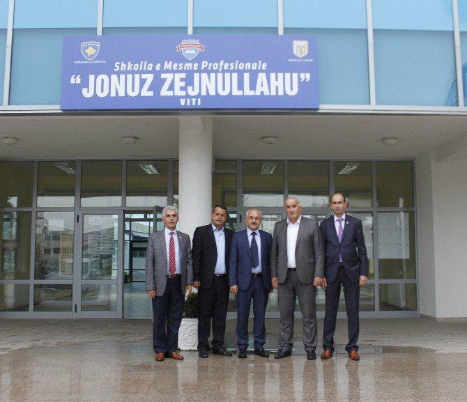 Kosova'da İstihdam Bursa İle Güçleniyor