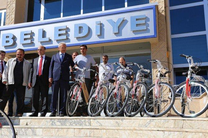 Erzincan'da Binlerce Bisiklet Dağıtılacak