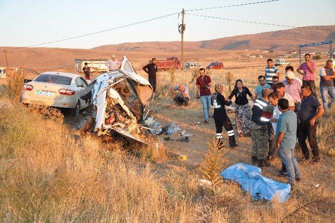 Kahramanmaraş'ta kaza : 3 Ölü, 3 Yaralı