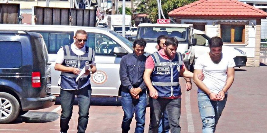 Bartın'da Uyuşturucu Tacirlerine Yönelik Operasyon