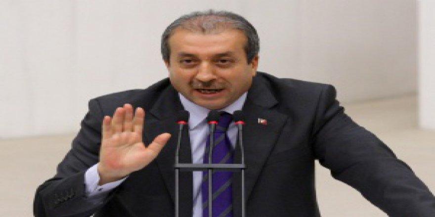 """AK Parti Genel Başkan Yardımcısı Mehdi Eker: """"Vahşi Bir Teşebbüs"""""""