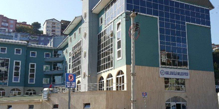 Zonguldak, Ereğli Belediyesi'nde Açığa Alınan 5 Kişi Görevine Döndü
