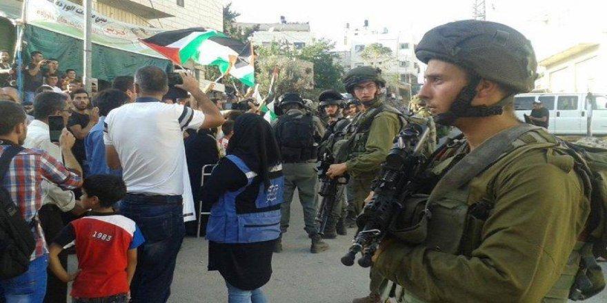 """Tküugd: """"İsrail Baskıları Sürüyor"""""""