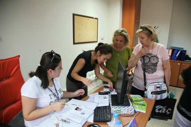Omek'te Yeni Kayıt Dönemi Başladı