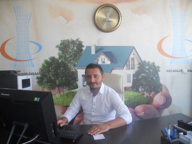 Gölbaşı'nda Adnan Akcan'dan Bayram Mesajı
