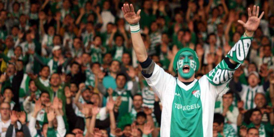 Gaziantep-Bursaspor Maçında Tribünler Doldu