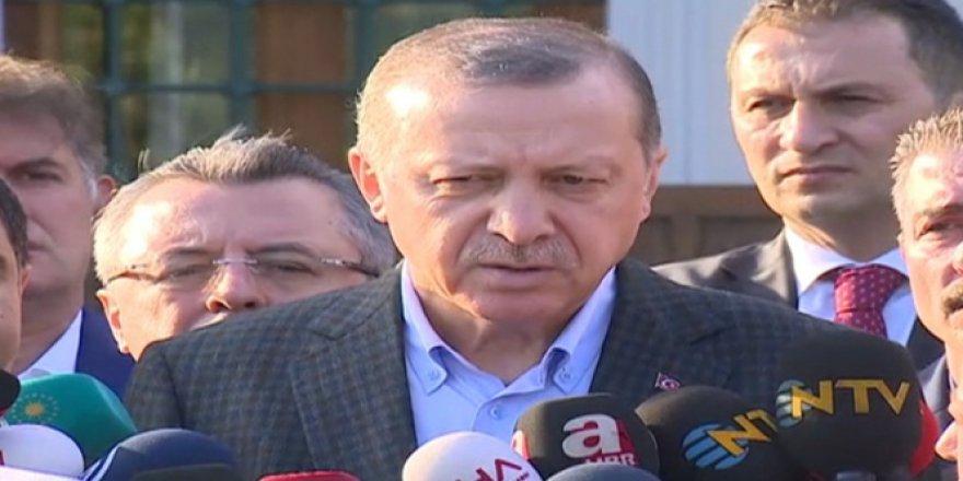 Erdoğan'dan Kayyum Yorumu : Geç Kalınmıştı