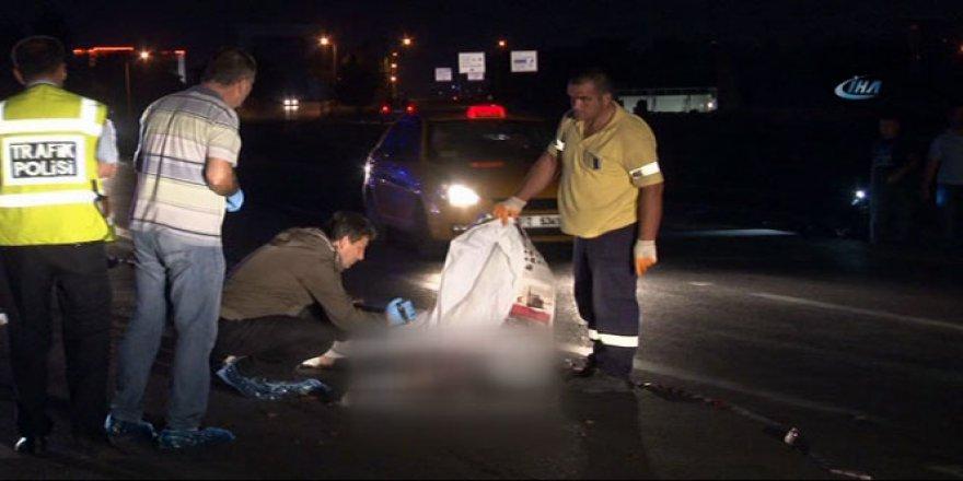 Başkent'te Korkunç Anlar! Parçalanmış kadın cesedi bulundu!