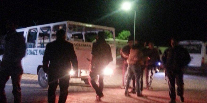 Kars, Kağızman'da PKK tarafından öldürülen eski korucunun cesedine bomba tuzaklamışlar