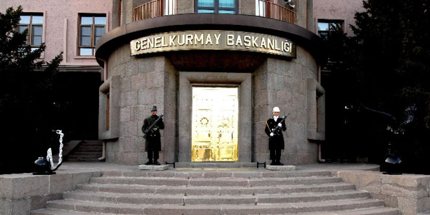 Rusya Genelkurmay Başkanı Valery Gerasimov Ankara'da
