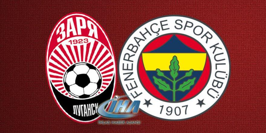 Zorya-Fenerbahçe maçı şifreli mi şifresiz mi? Ne zaman başlıyor? Saat kaçta? Zorya-Fenerbahçe maçı TRT'de mi oynanacak?
