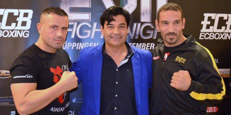 Fırat Arslan, Avrupa Şampiyonluğu için ringe çıkıyor
