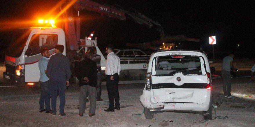 Konya'da Korkunç Trafik Kazası: 11 Yaralı