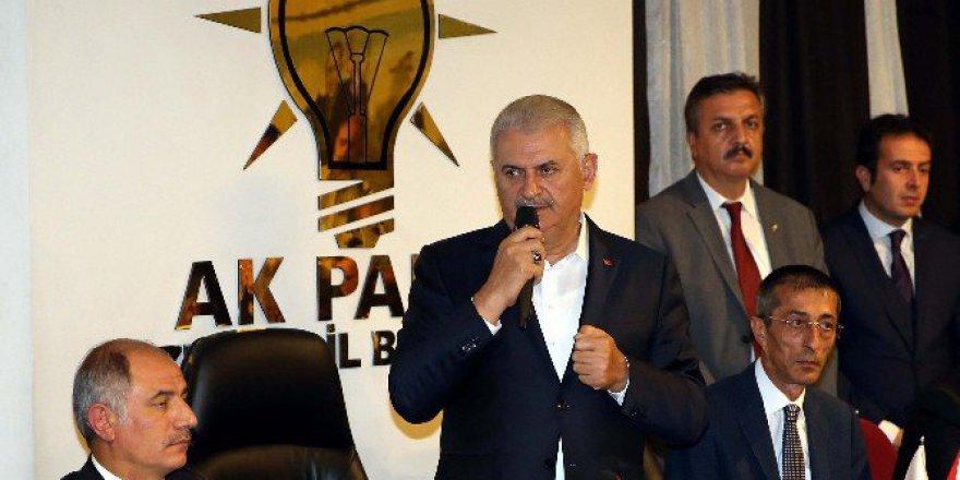 """Başbakan Binali Yıldırım: """"Terör Türkiye'nin Kaderi Değildir''"""