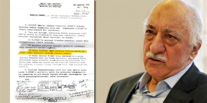 Fethullah Gülen'e koruma kalkanı! Şüpheli ölümler!