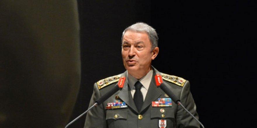 Hulusi Akar, NATO Genelkurmay Başkanları Toplantısı'na katıldı