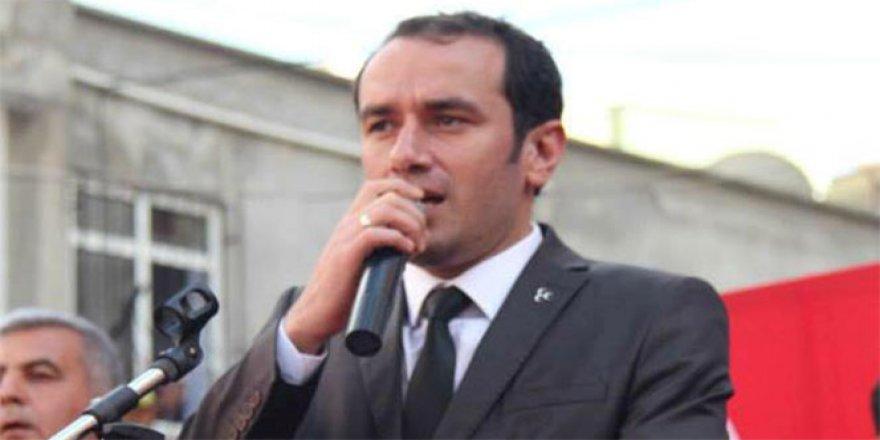 MHP Mersin, Mut İlçe Başkanı Durmuş Ali Çerekçi istifa etti!
