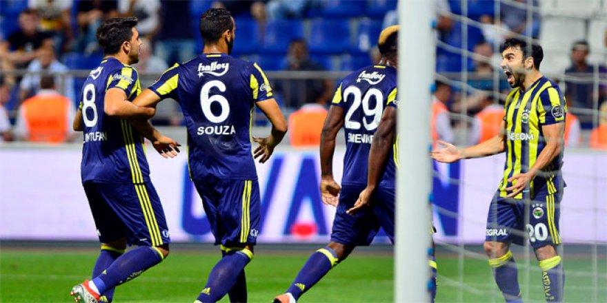 Kasımpaşa Fenerbahçe maçı özeti, Kasımpaşa 1-5 Fenerbahçe!