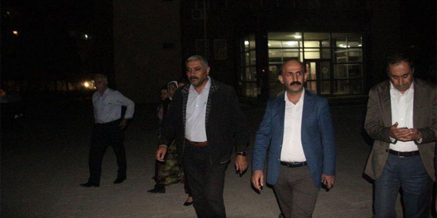 Hakkari'de açlk grevinden 2 kişi tutuklandı