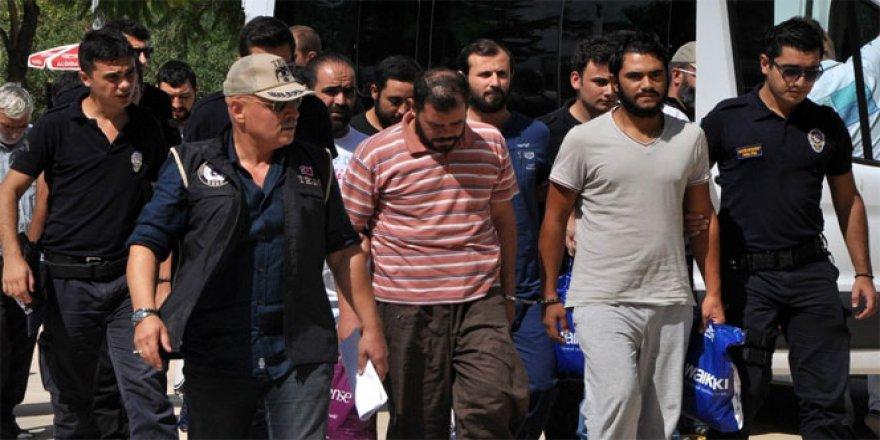 Antalya'da operasyon! 7 DAEŞ üyesi tutuklandı