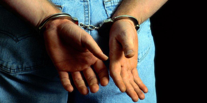 SONDAKİKA Yakalandı! Gözaltına alındı...