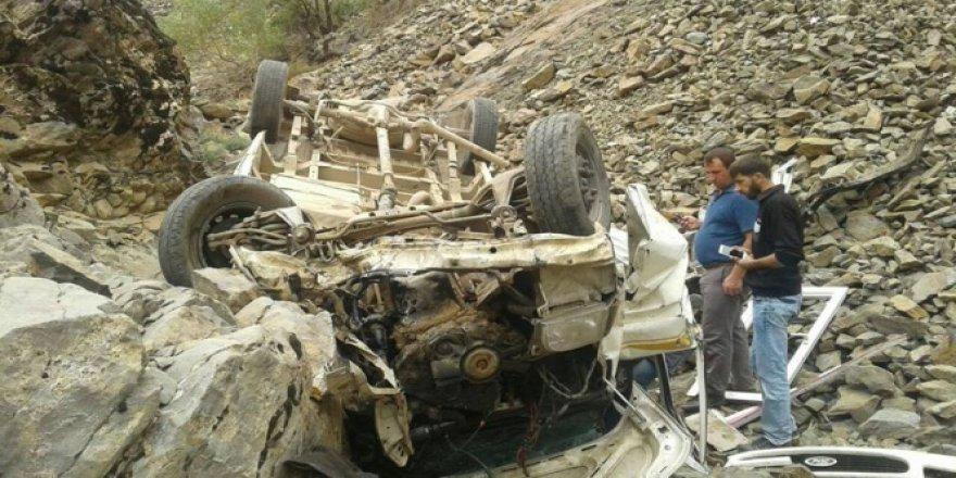 Bingöl'de korkunç trafik kazası: 4 ölü, 12 yaralı!