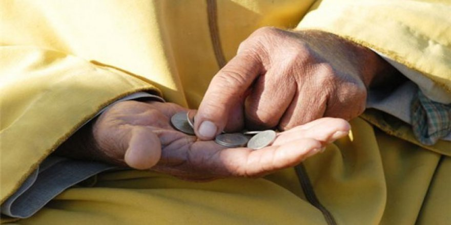 Türkiye Nüfusunun yüzde 14,7'si yoksulluk sınırının altında!