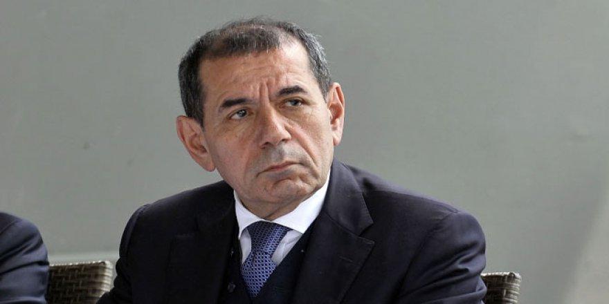 Başkan Özbek: 'Galatasaray'ın en büyük sıkıntısı banka borcu'
