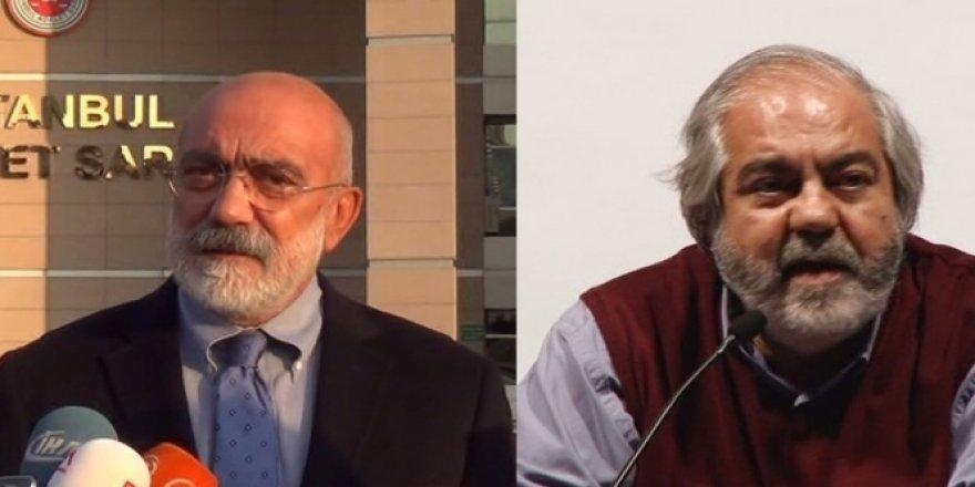 Ahmet Altan ve Mehmet Altan hakkında tutuklama talebi!
