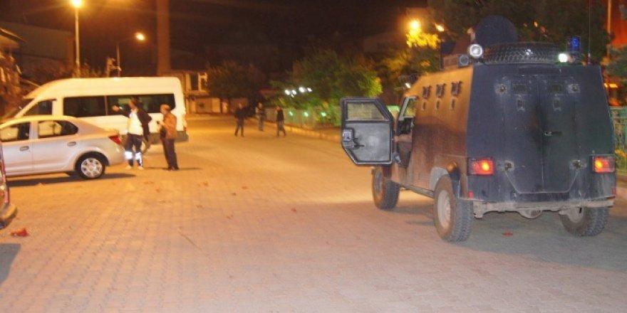 Kars, Kağızman İlçe Emniyet Müdürlüğüne roketli saldırı