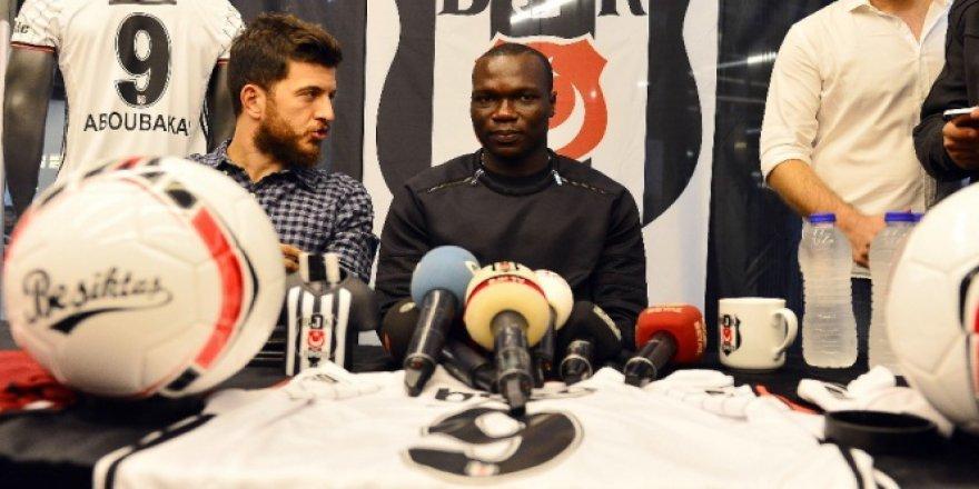 Vincent Aboubakar'dan derbi açıklaması
