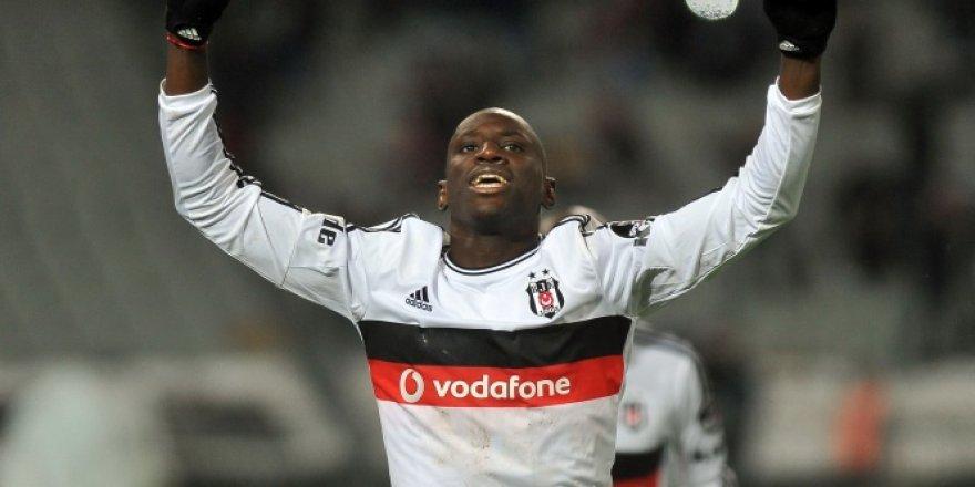Beşiktaş'a Galatasaray derbisinde eski futbolcu Demba Ba sürprizi