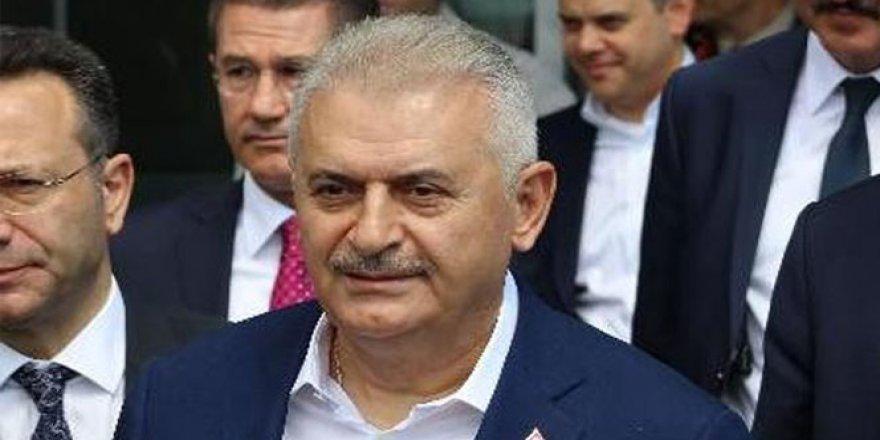 Başbakan Yıldırım, Genelkurmay Başkanı Akar'ı kabul etti