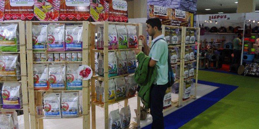 5. Pet İstanbul Fuarı, İstanbul Fuar Merkezi'nde Start Aldı