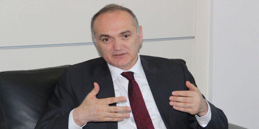 Bakan Faruk Özlü'den 'yerli otomobil' açıklaması