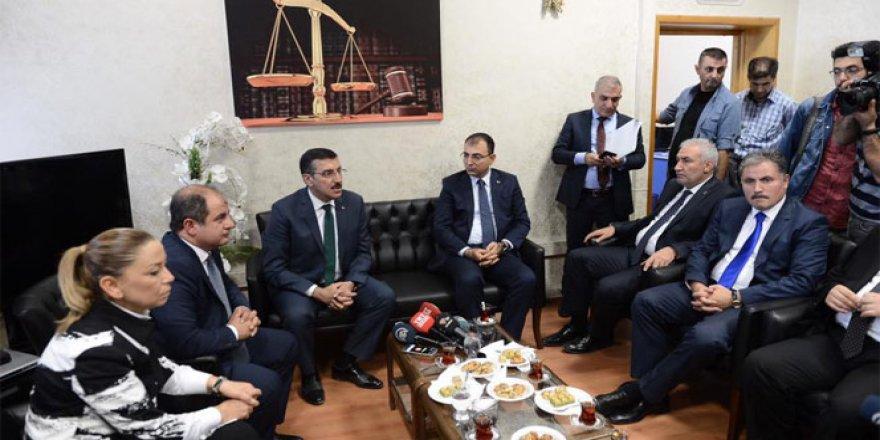 Gümrük ve Ticaret Bakanı Bülent Tüfenkci'den müjde