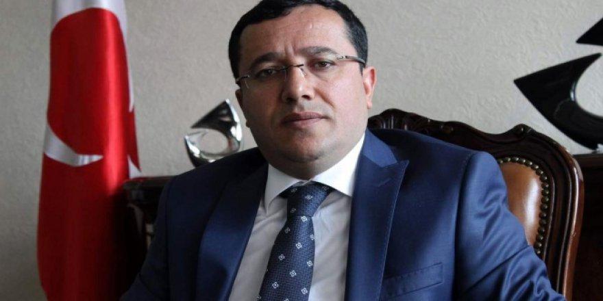 Siirt Baro Başkanı Mehmet Cemal Acar tutuklandı
